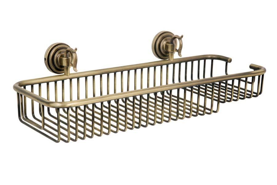Полка для губки (металл), большая Medici
