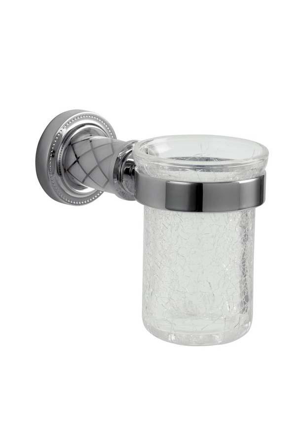 Настенный стакан для зуб. щеток Murano