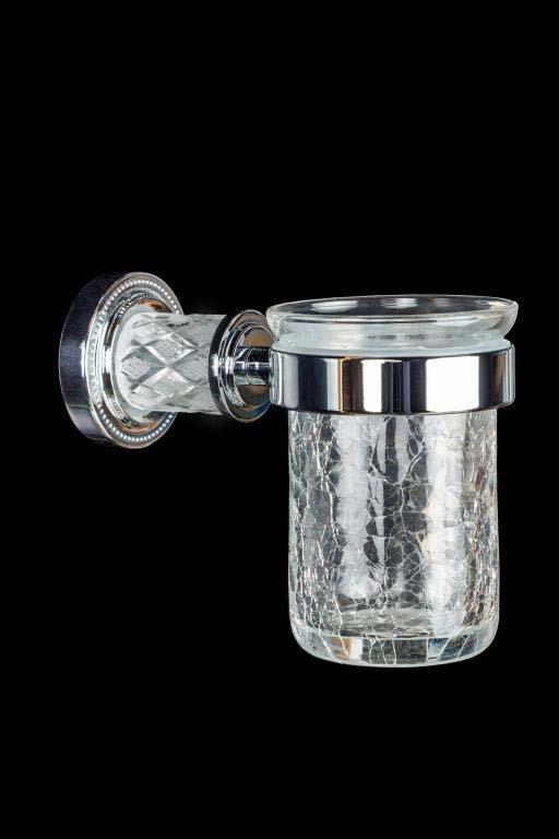 Стакан для зубных щеток Murano Cristal