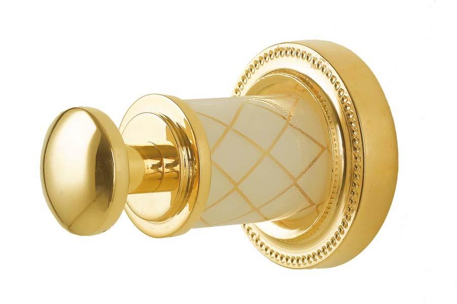 Крючок Murano Золото