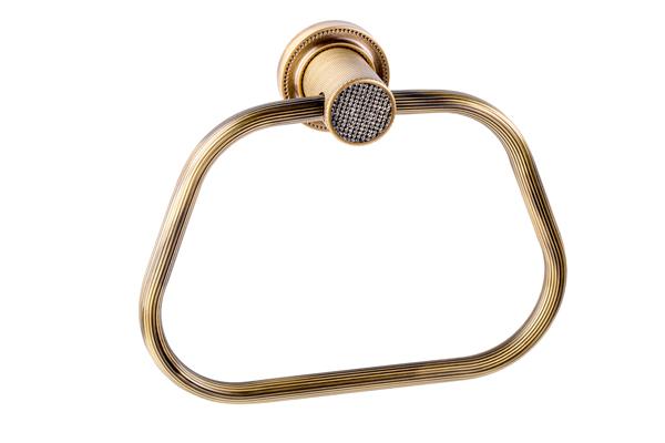 полотенцедержатель кольцо RoyalCristal