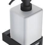 диспенсер для жидкого мыла Black коллекция Q