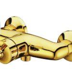 Смеситель для душа Vogue золото
