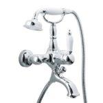 Смеситель для ванны(душевой комплект) Tradizionale Cromo