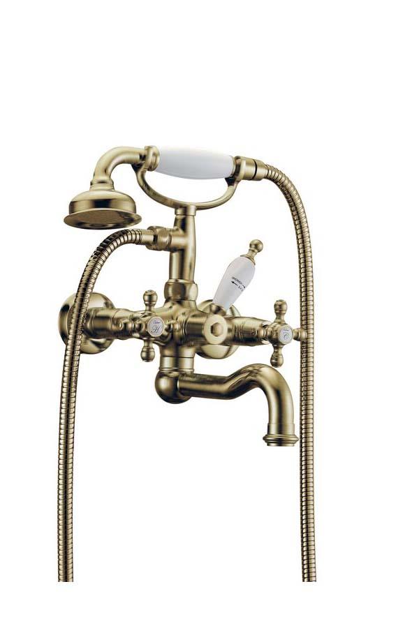 Смеситель для ванны(душевой комплект) Medici Presente