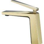 Смеситель для умывальника Venturo золото