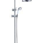 Стойка с верхним душем(20 см) Brillante