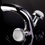 Смеситель для ванны(душевой комплект) SATINE Бронза