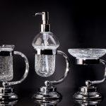 Настольный стакан для зуб. щеток Murano