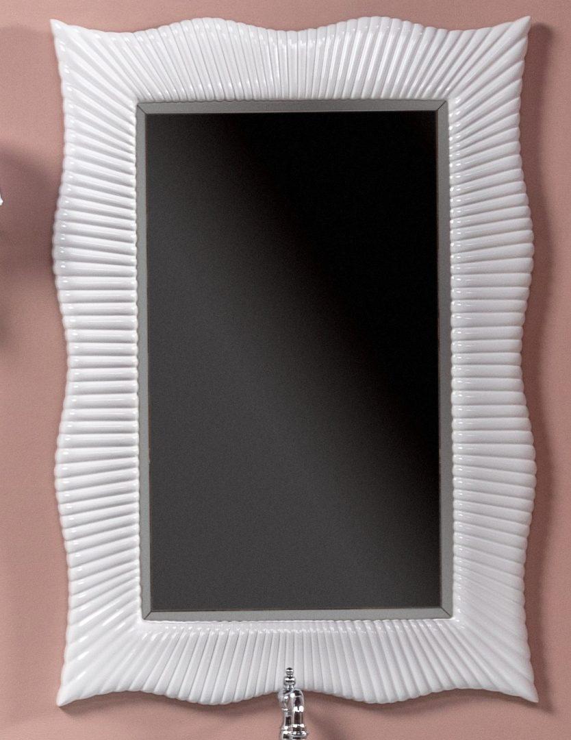 Зеркало SOHO белый глянец, 70х100 ППУ