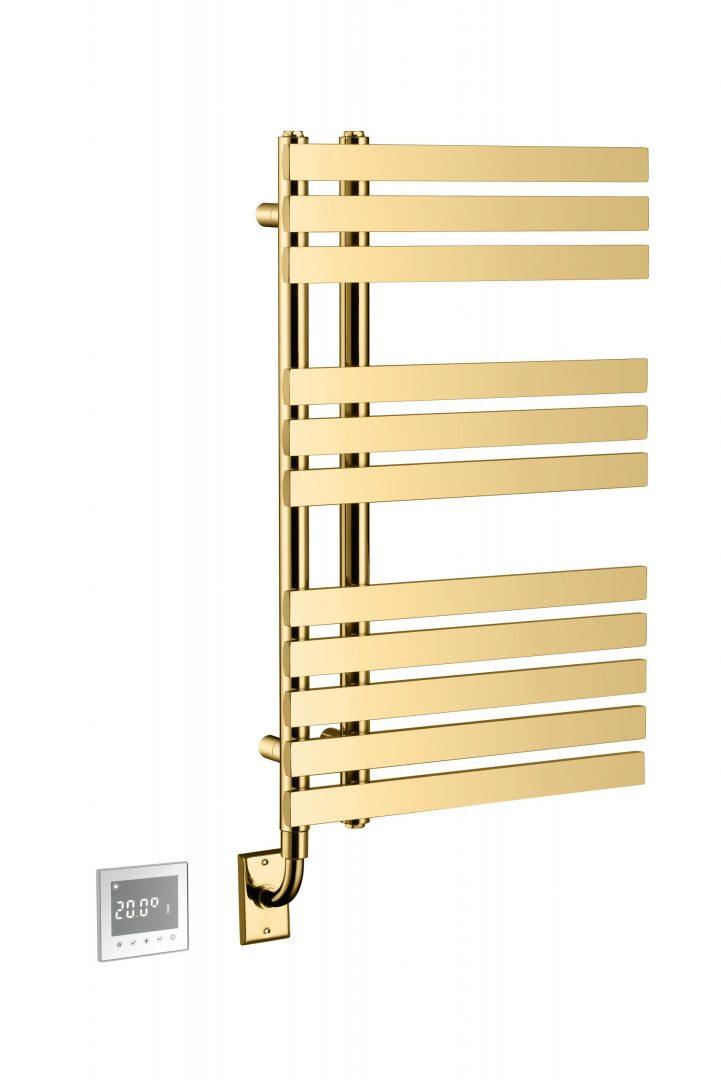 Полотенцесушитель электрический, Venturo gold