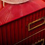 Тумба с раковиной Armadi Art Monaco 100 Бордо, золото