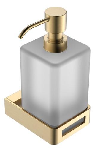 диспенсер для жидкого мыла MatGold коллекция Q
